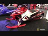 2019 Yamaha Sidewinder L-TX SE Sled - Walkaround - 2018 Drummondville ATV Show