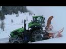 Универсально-уникальный трактор Deutz FAHR TTV 9340 Agrotron