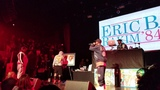 Eric B &amp Rakim @ The Belasco Theater In Los Angeles, Ca