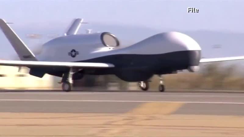 Иран сбил тяжелый высотный беспилотник США MQ-4C Triton (20 июня 2019) :
