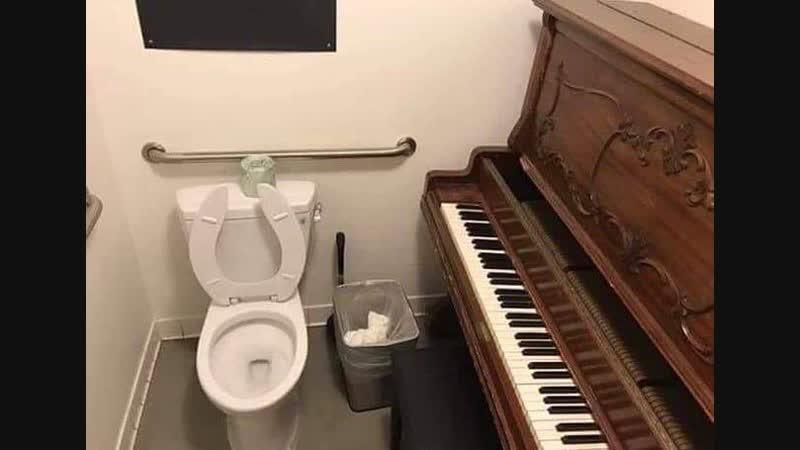 про звуки пианино