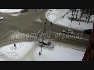 Перекресток ул. Мира и пр. Ленина