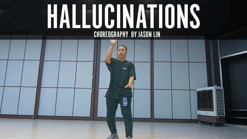 Dvsn Hallucinations Choreography by Jason Lin