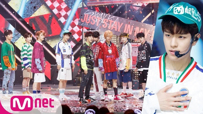 [Stray Kids - My Pace] Comeback Stage | M COUNTDOWN 180809 EP.582