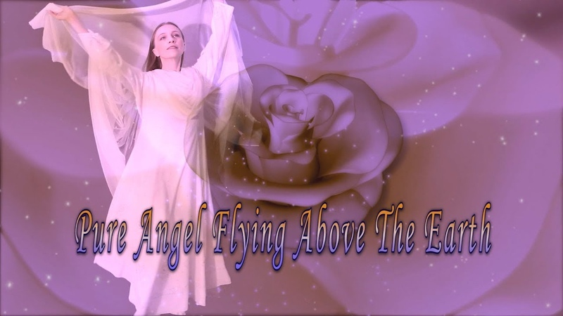 Music of Silence - Pure Angel Flying Above The Earth. Official video.