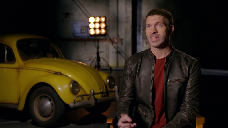 Travis Knight Part 1 | EPK Interview - Bumblebee (2018)