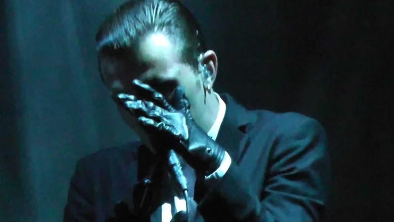 HURTS - The Water - Russia, Moscow, 18.10.2011