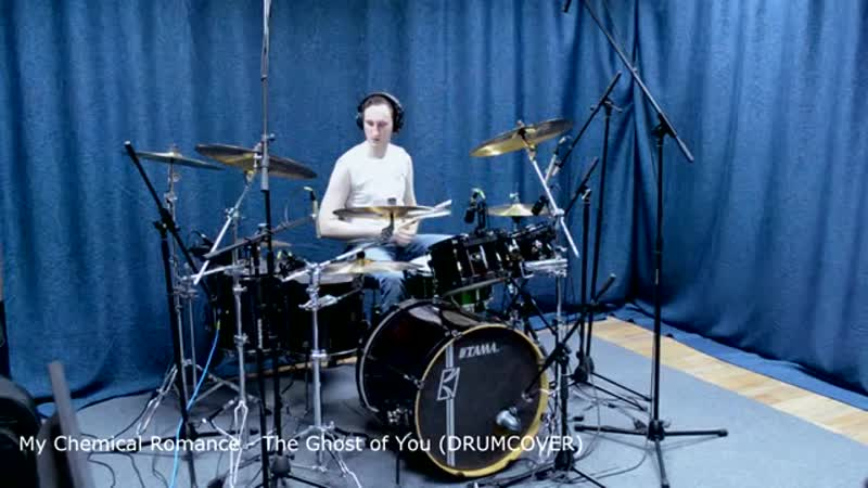 My Chemical Romance - The Ghost of You (DRUMCOVER)