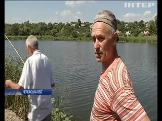 Екологічна проблема: під Черкасами у річці загинула риба