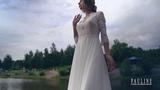 Свадебное платье в Саратове TM Pauline коллекции COSMOPOLITA BRIDAL модель Паула Paula