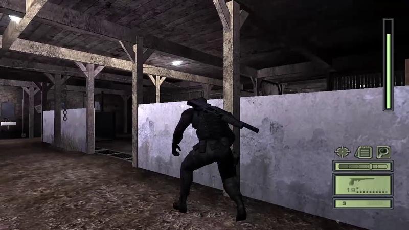 Splinter Cell прохождение, часть № 17: бойня, часть вторая. Охотимся на Гринько.