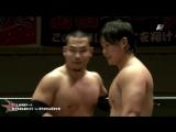 Daisuke Sekimoto, Hideki Suzuki vs. Fuminori Abe, Takuya Nomura (BJW)