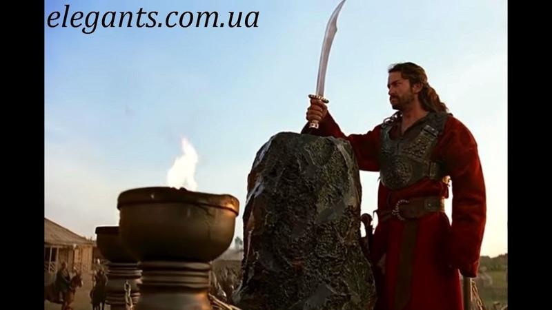 «Аттила» исторический фильм, на elegants.com.ua - телевидение : канал «Elegant » в Сумах (Украина)