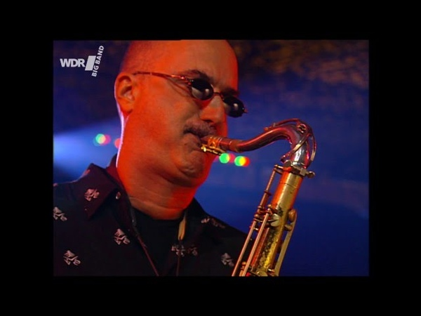 Michael and Randy Brecker feat by WDR BIG BAND Strap Hangin' GRAMMY 2007