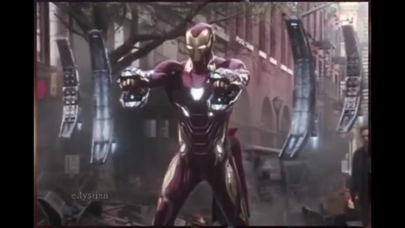 Tony stark x peter parker    iron man x spider-man vine    marvel    avengers infinity war vine
