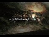Bathory - A Fine Day to Die (lyrics)
