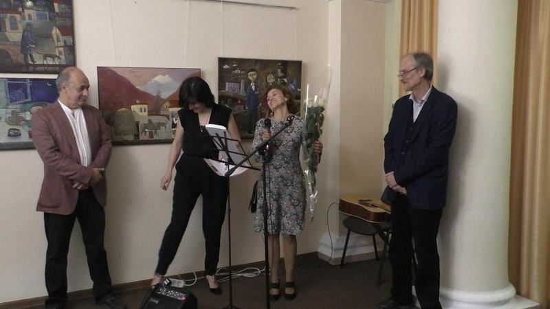 Отель «Гранд-Кавказ»открывается персональная выставка художника Александра Янина, 60 - летию 70918