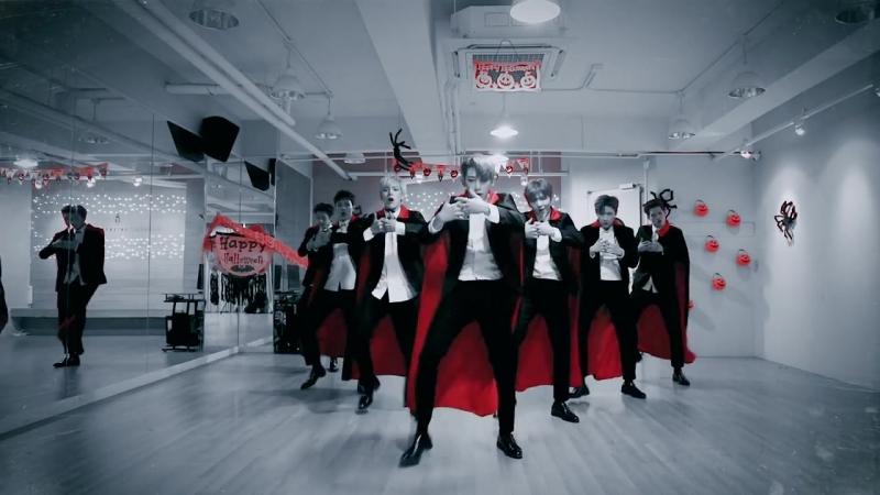 [Dance Practice] 몬스타엑스 (MONSTA X) - 히어로(HERO) Halloween ver