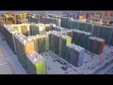 Краски Лета - ход строительства домов Полис Групп в Девяткино (Мурино)