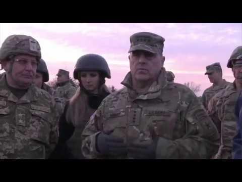США и НАТО гадают откуда прилетит русский пламенный Привет