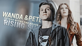 Wanda and Peter | HOUSE OF THE RISING SUN [spiderwitch]