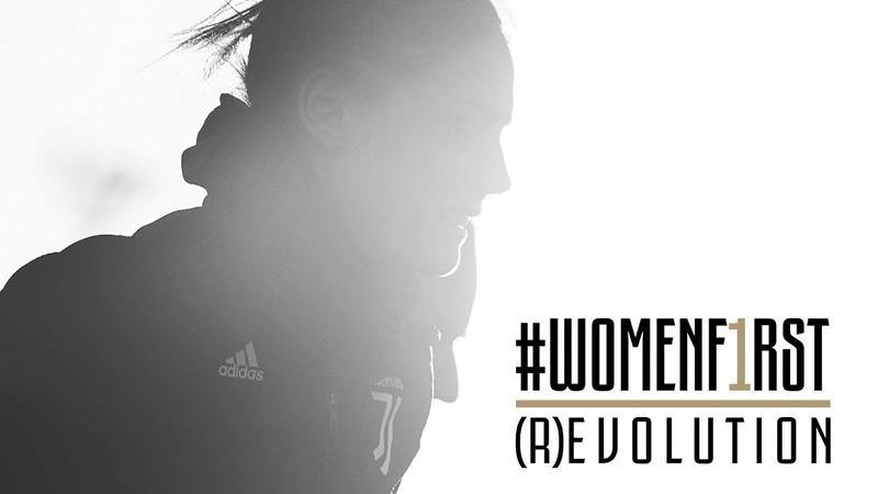 WOMENF1RST: The Juventus Women (R)evolution