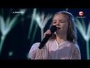 Вероника Морская - Ой ти жайворонку - ILLARIA Україна має талант-9.Діти-2 ФИНАЛ [27.05.2017]