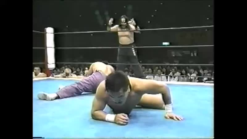 1994.07.02 - NTV All Japan Pro Wrestling Relay