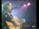 Jose Feliciano my sweet lord subtitulado