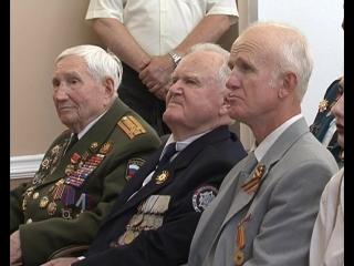 Ветераны со всей страны едут в Курск