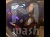 Видео задержания Мары Багдасарян