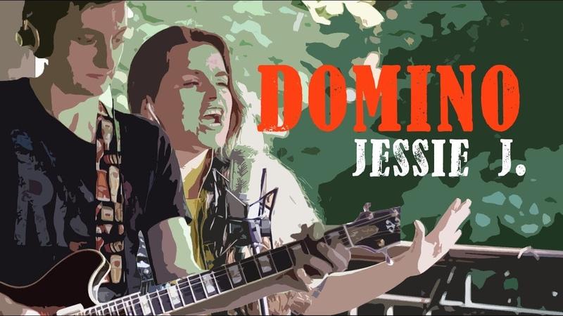 Domino Jessie J Anastasia Chesnokova Vlad Chuprygin