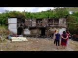 В Бахчисарайском районе сгорел дом
