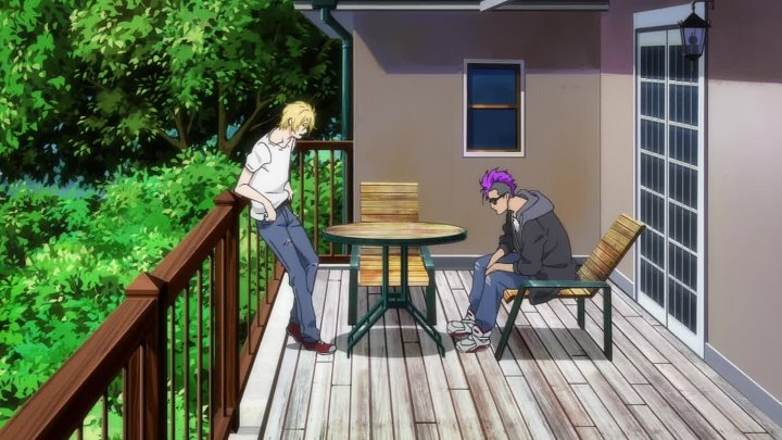 [HorribleSubs] Banana Fish - 07 [1080p]
