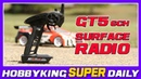 Turnigy GT5 6CH 2 4GHz Surface Radio HobbyKing Super Daily