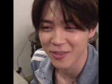 Nothing new but im completely and absolutely in love with Jimins beautiful shy smile