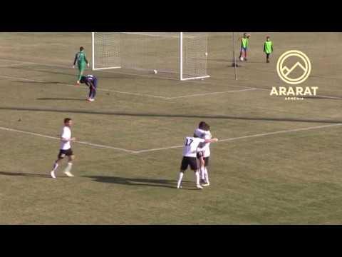 Ararat Armenia 2-0 Gandzasar Kapan