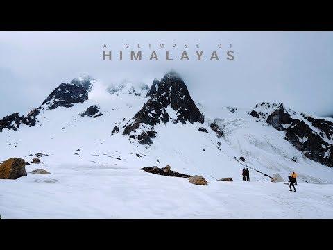 A Glimpse of HIMALAYAS | Travel Video | Himachal | Hampta Pass