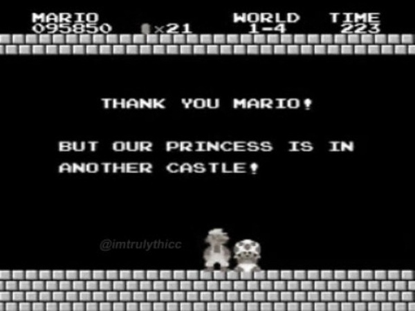 """🍥C Crew on Instagram: """"When Peach goes with Bowser Music: 8bit universe YT • • • • Ignore————————————————————————————————— memes spicymemes da..."""