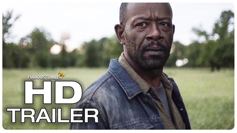 FEAR THE WALKING DEAD Season 4 Official Comic Con Trailer [HD] Kim Dickens, Lennie James