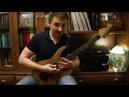 Разбор гитарного соло Игоря Чумычкина в песне Шабаш Алиса, 1990