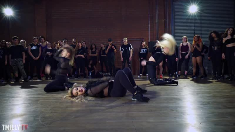 Jennifer Lopez - Aint Your Mama - Choreography by Jojo Gomez - TMillyTV ft. Kaycee Rice