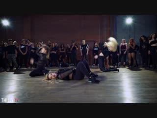 Jennifer Lopez - Aint Your Mama - Choreography by Jojo Gomez - #TMillyTV ft. Kaycee Rice