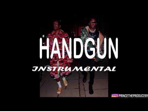YG - Handgun ft. A$AP Rocky (Instrumental Remake)