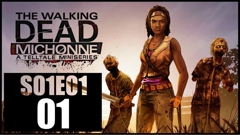 The Walking Dead Michonne S01E01 01 Лодка уныния