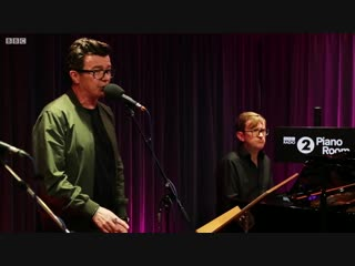 Rick Astley - Angels On My Side (Radio 2 Piano Room)