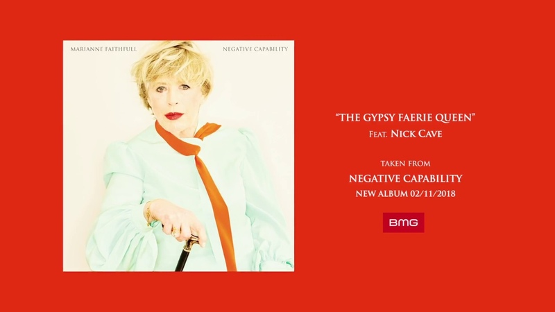Marianne Faithfull The Gypsy Faerie Queen feat Nick Cave Lyrics Video