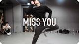 Miss You - Cashmere Cat, Major Lazer, Tory Lanez Junsun Yoo Choreography