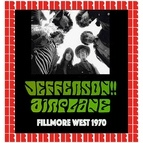 Jefferson Airplane альбом Fillmore West, San Francisco, Ca. October 4th, 1970