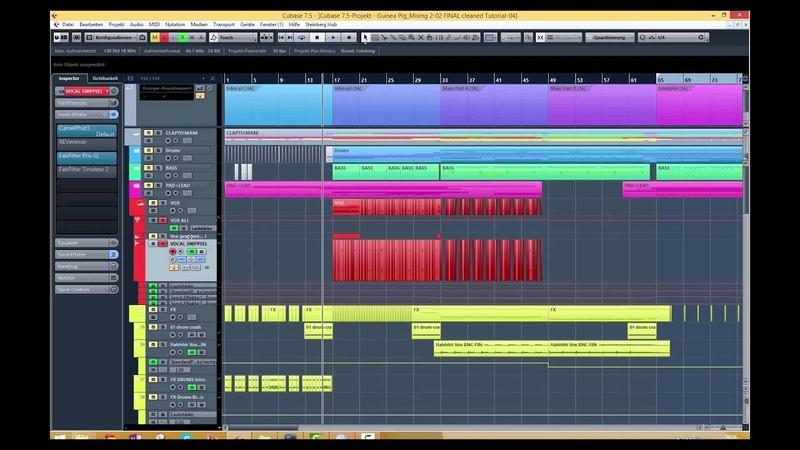 Blackout Drum Bass Tutorials Neonlight Wintermute - Part 3 Pads FX
